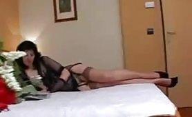 Video amatoriale moglie Italiana scopata