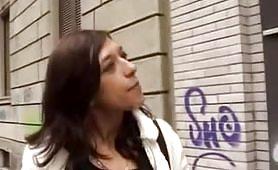 Il suo primo film con il cazzone Remigio Zampa