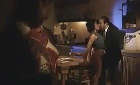 Un`oretta di porno vintage italiano ripresa dal film Cronaca Nera