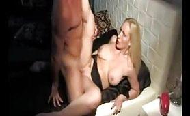 La milanese Monica Preziosi in un bel porno incestuoso italiano