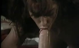 Rocco Siffredi in scena vintage ripresa dal film italiano Marco Polo