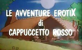 Parodia porno completo vintage Avventure ErotiX di Cappuccetto Rosso