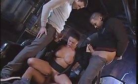 Scena porno italiano ripresa dal film Sesso Pericoloso