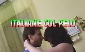 Italiane col pelo - Il video porno intero