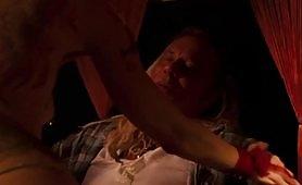 Porno celebrita` con Marisa Tomei nuda in scena ripresa dal film The Wrestler