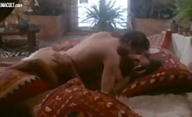 Scena porno vintage ripresa dal film italiano La via della prostituzione