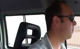 Sara Fortis, calda mialona quartanne adora il sesso in furgone!